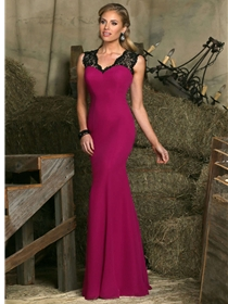 DaVinci Bridesmaids Bridesmaid Dress Style 60227 | House of Brides