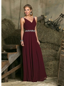 DaVinci Bridesmaids Bridesmaid Dress Style 60225 | House of Brides
