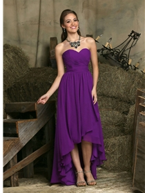 DaVinci Bridesmaids Bridesmaid Dress Style 60224 | House of Brides