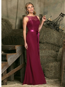 DaVinci Bridesmaids Bridesmaid Dress Style 60218 | House of Brides