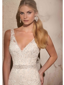 Mori Lee Accessories Bridal Belt Style 11072 | House of Brides