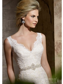Mori Lee Accessories Bridal Belt Style 11203 | House of Brides