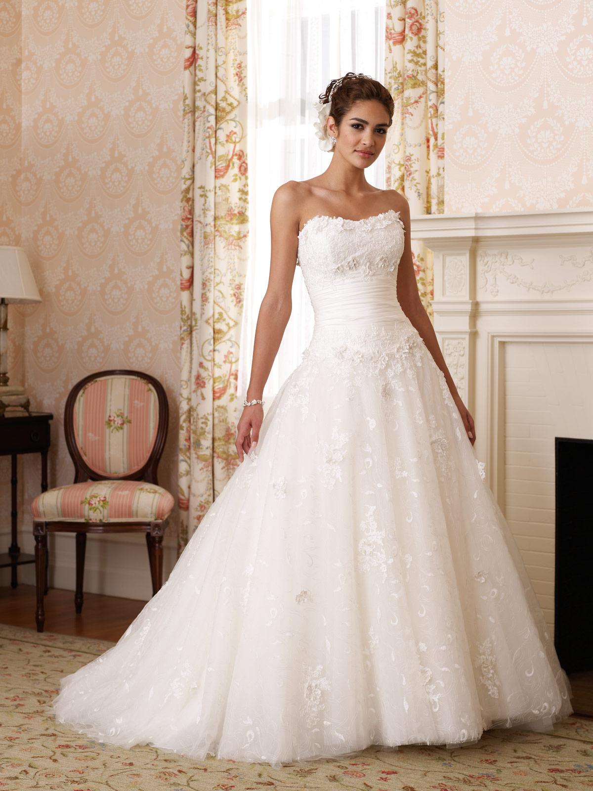 Mon Cheri Wedding Dress Style 110211 Killian | House of Brides