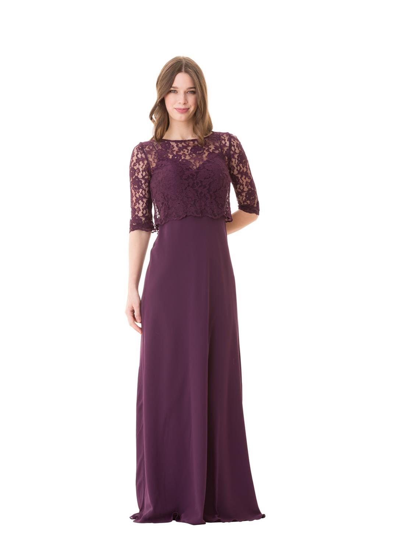 Bella Bridesmaids by Venus Bridesmaid Dress Style BM1857 | House of ...