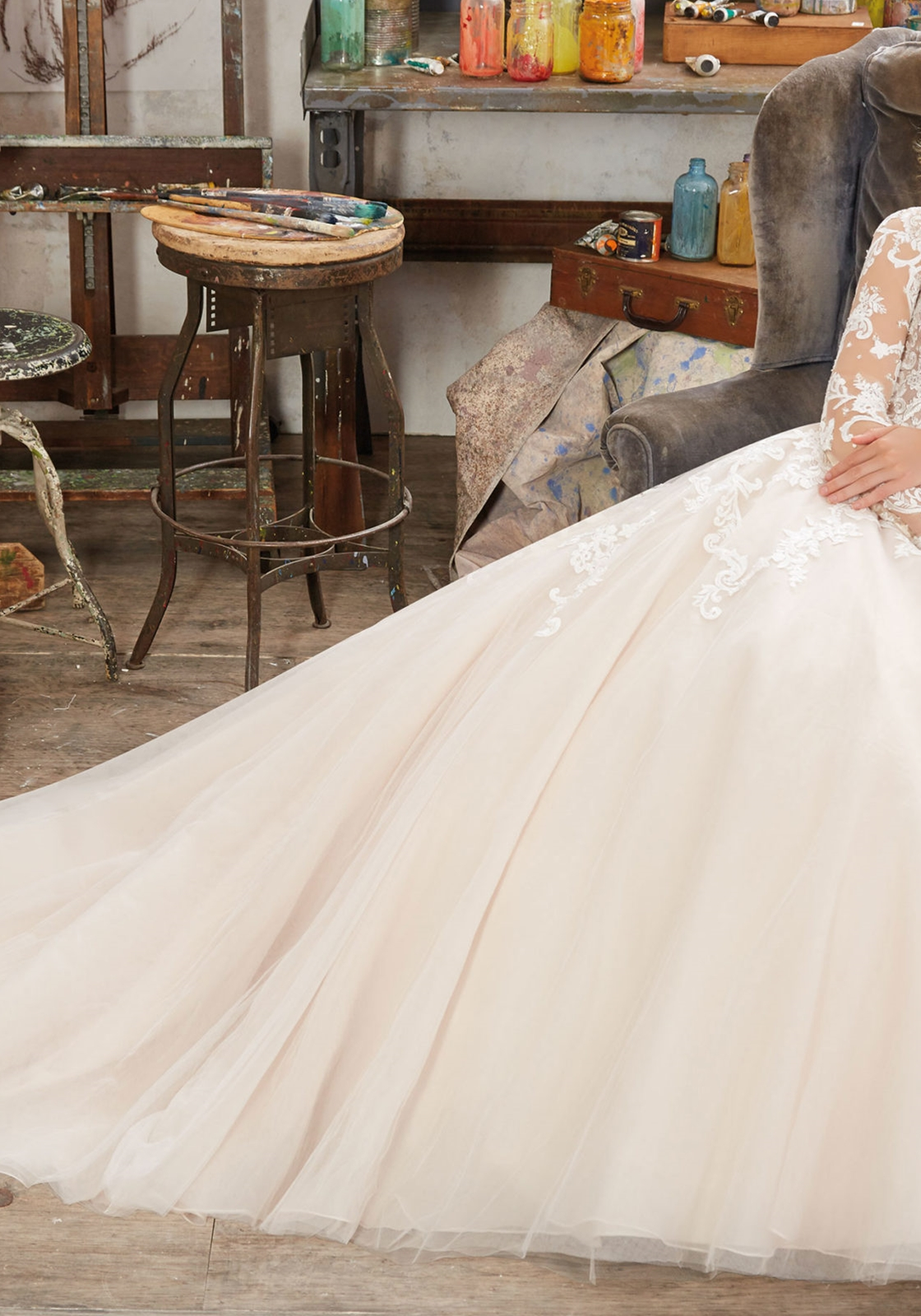 ec96faa4daf14 Mori Lee Wedding Dresses Dress Style 8110/Maira   House of Brides