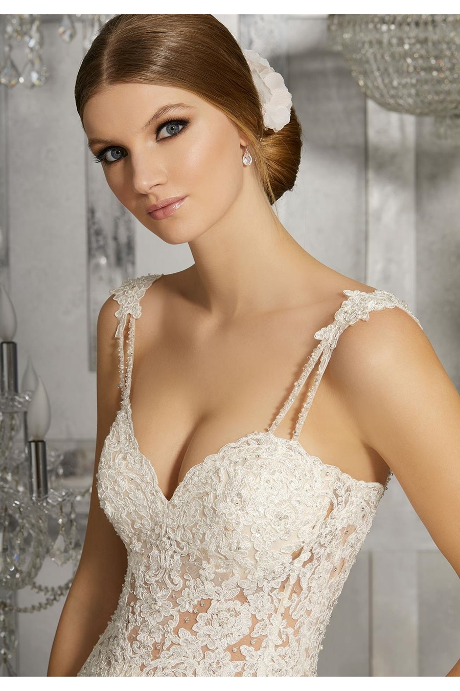 Bridal Shoulder Straps