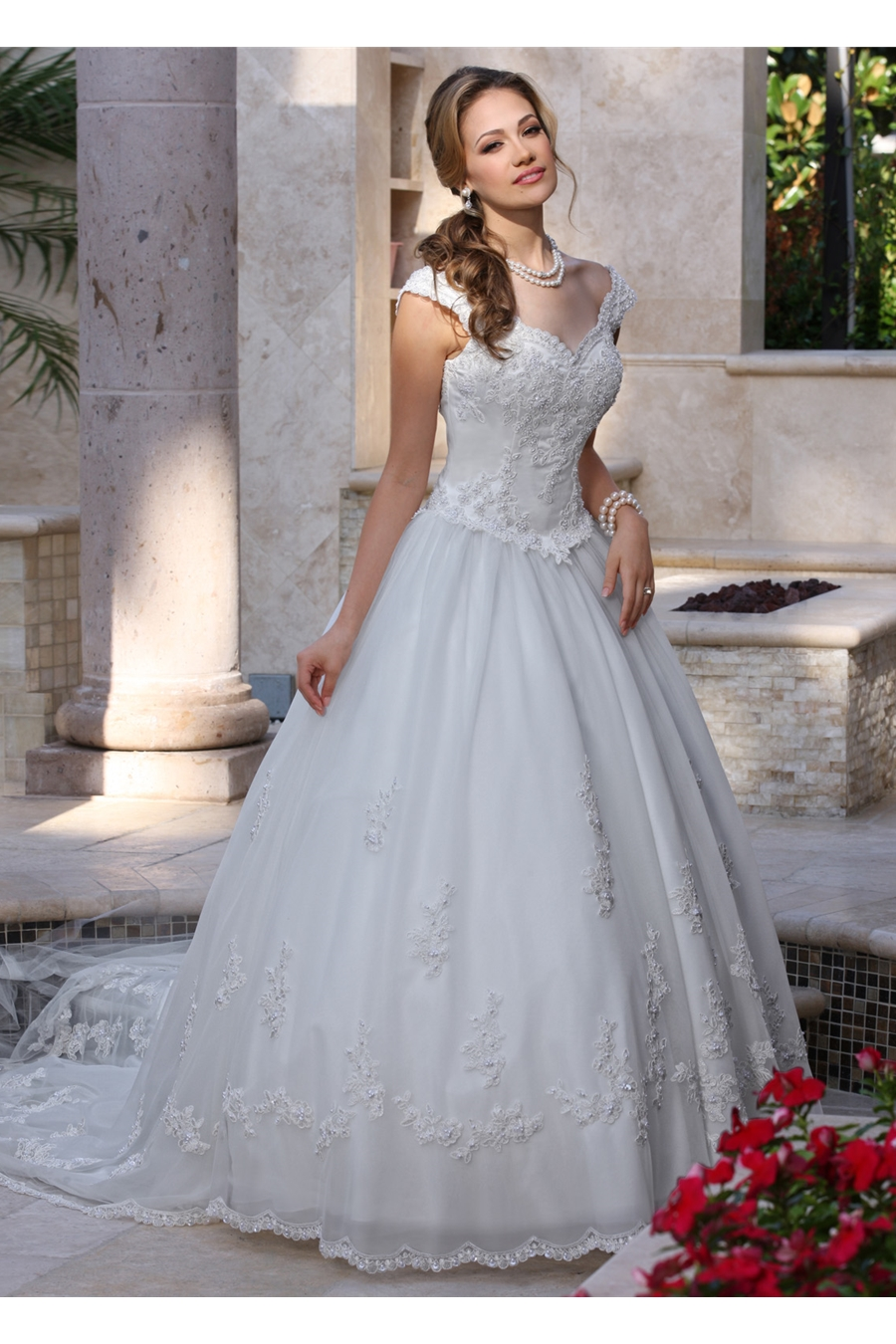 Blu by Mori Lee Wedding Dress Style 5515/Matilda | House of Brides