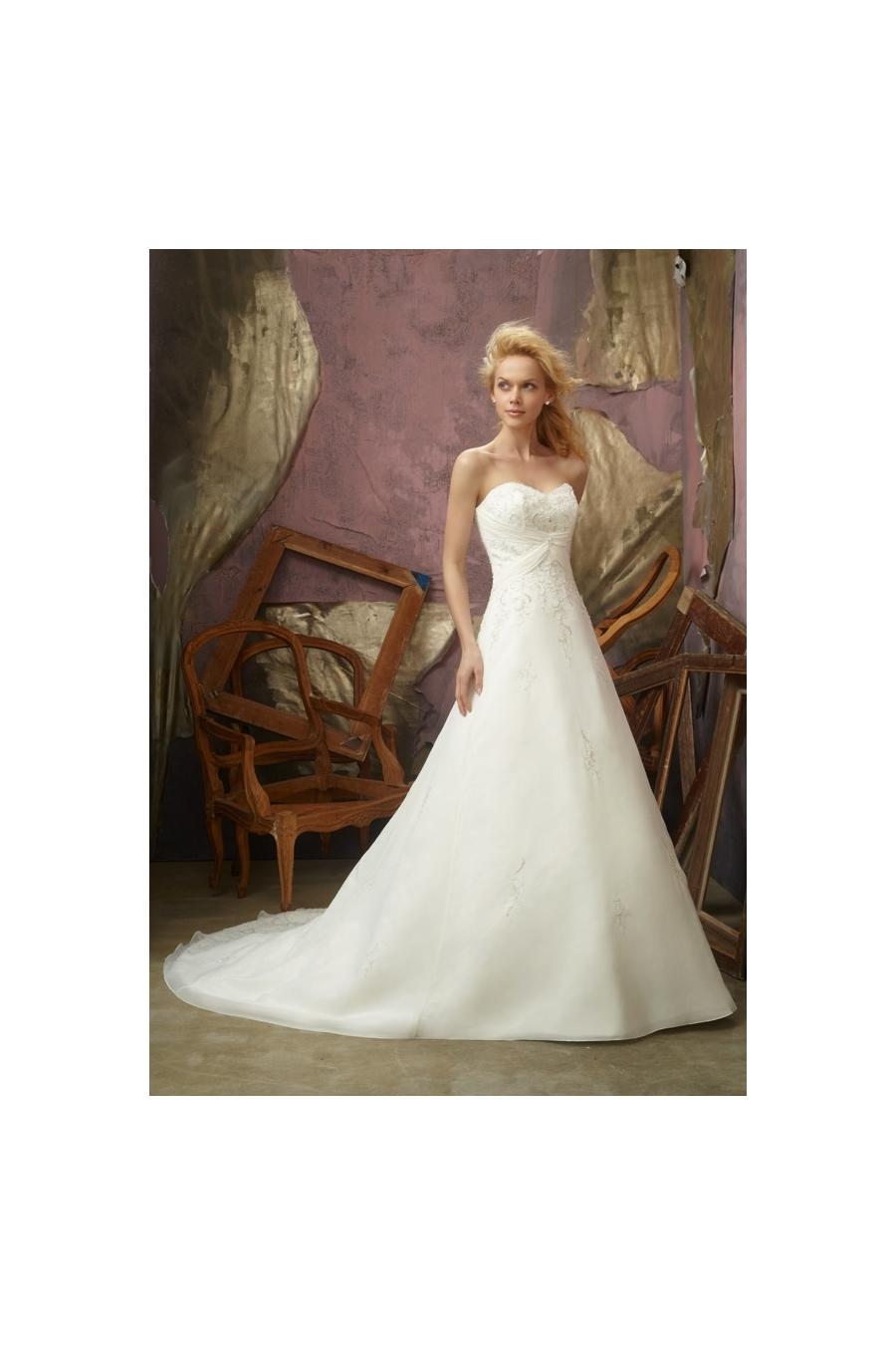 Mori Lee Wedding Dress Style 2105