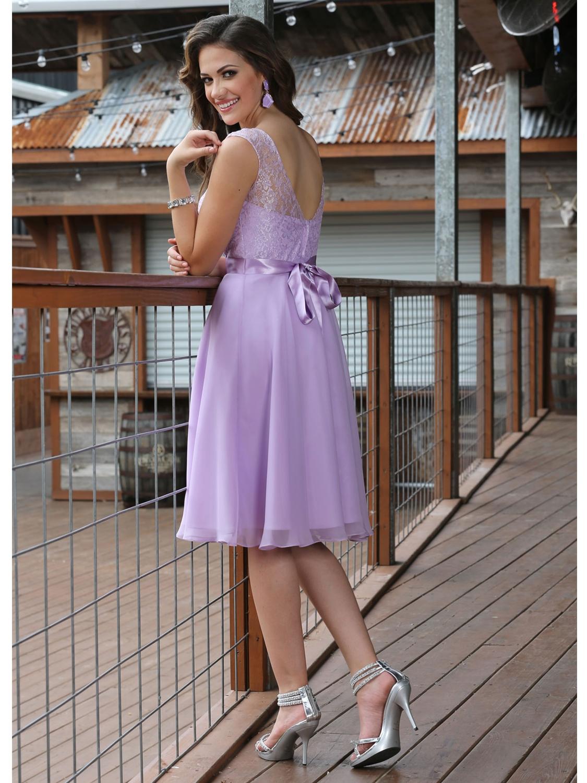 DaVinci Bridals Bridesmaid Dress Style 60191 | House of Brides