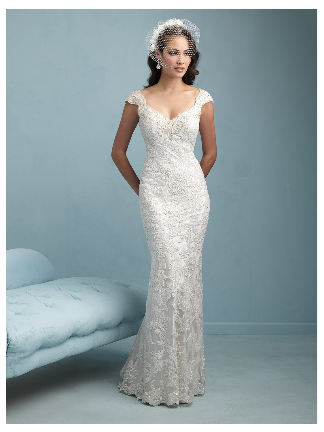Allure Bridals Wedding Dress Style 9212 | House of Brides