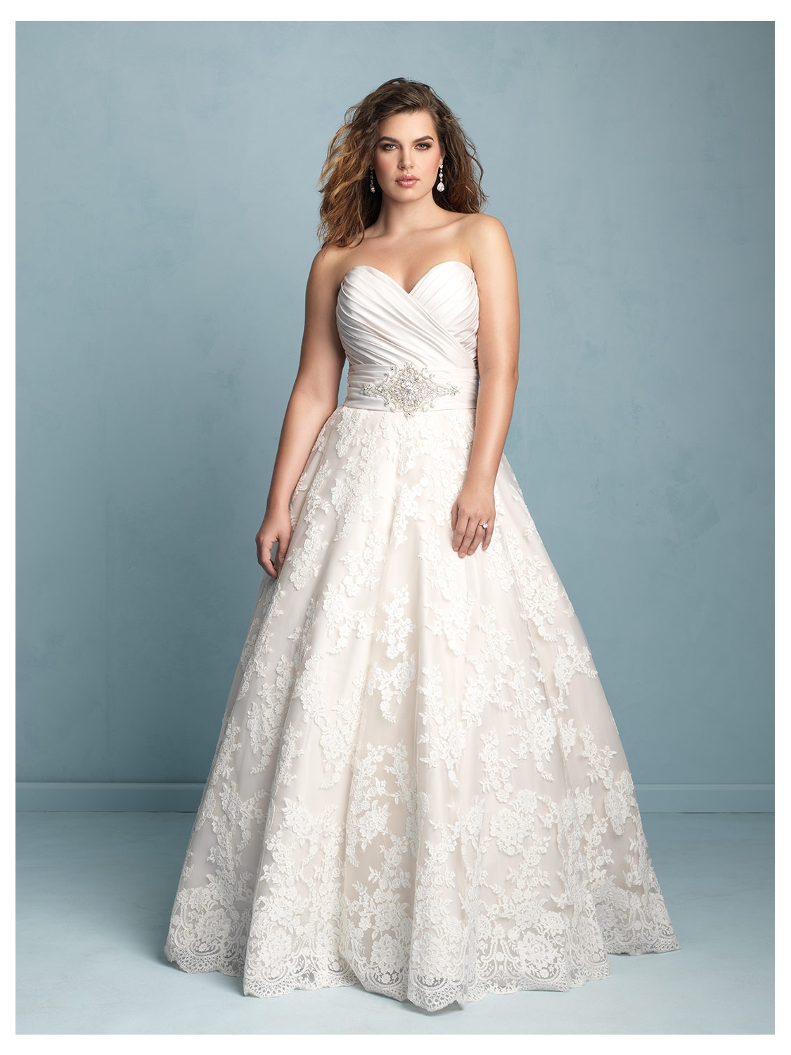 Allure Women Wedding Dress Style W351 | House of Brides
