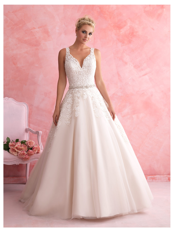 Allure Romance Wedding Dress Style 2816 | House of Brides