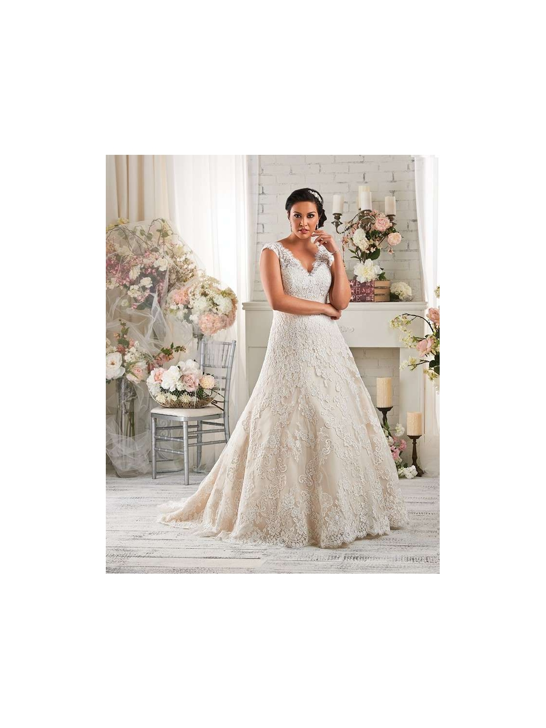 Unforgettable By Bonny Wedding Dress Style 1420 House Of Brides