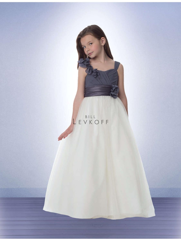 38a6f5989ad Bill Levkoff Flowergirl Dress Style 15401