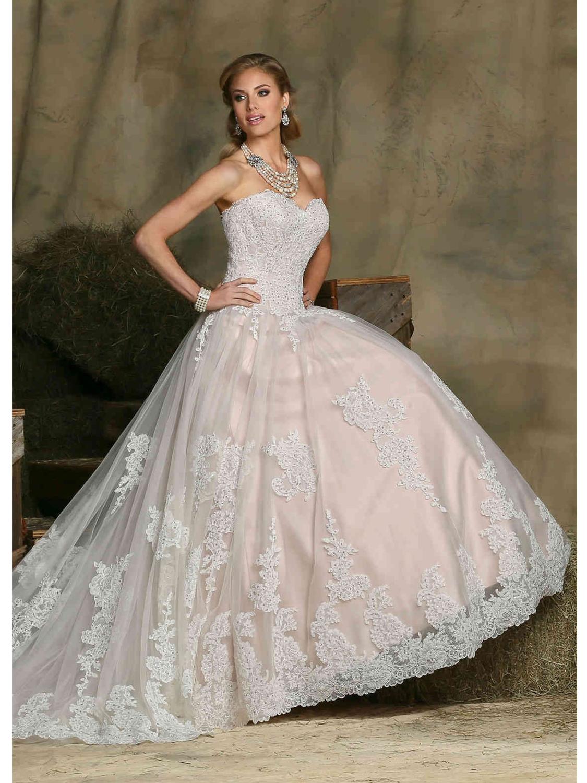 DaVinci Bridals Wedding Dress Style 50331 | House of Brides
