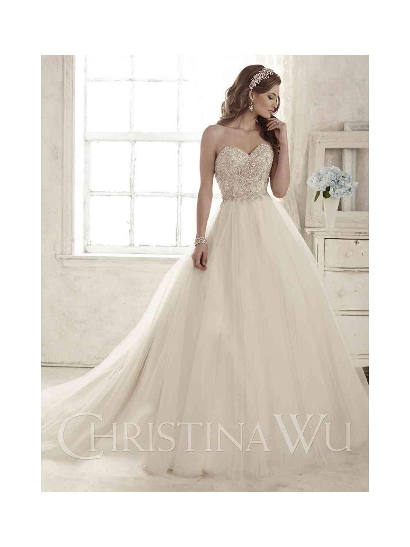 Christina Wu Wedding Dress Style 15583 | House of Brides