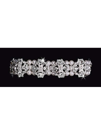 En Vogue Bridal Accessories Bracelet Style BL1673 | House of Brides