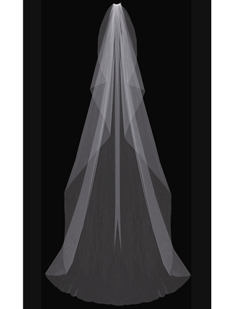 En Vogue Bridal Accessories Veils Style V60WC | House of Brides