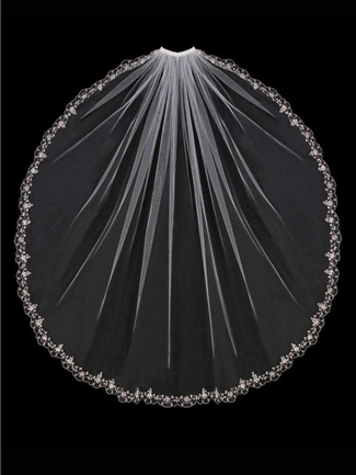 En Vogue Bridal Accessories Veils Style V1396SW | House of Brides
