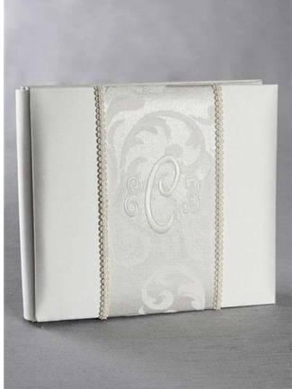 Ivy Lane Designs Monogram Album Style A01070KA | House of Brides