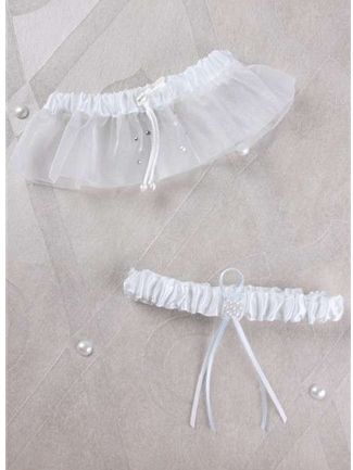 Ivy Lane Designs Garter Set Style A01080BG | House of Brides