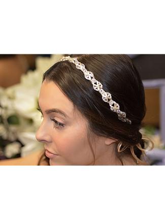 Bridal Headband. Elena Designs 24f5fe30c25