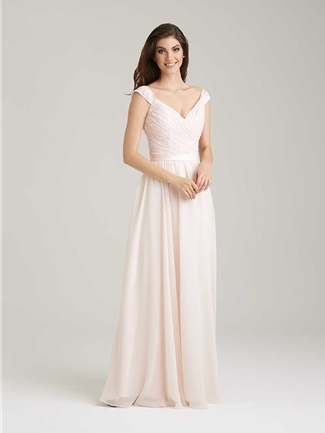 Allure Bridesmaids Bridesmaid Dress Style 1463 | House of Brides