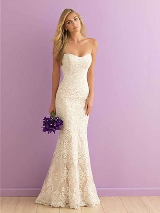 Allure Romance Wedding Dress Style 2903 | House of Brides