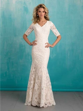 Allure Modest Dress
