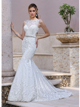 DaVinci Bridals Wedding Dress Style 50359 | House of Brides
