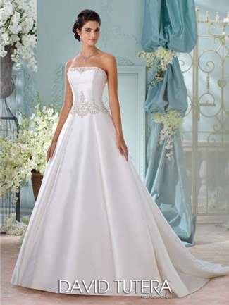 David tutera for mon cheri wedding dress style 116223 house of brides junglespirit Choice Image