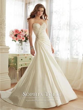 Sophia Tolli Bridals - Buy Now and Save at House of Brides