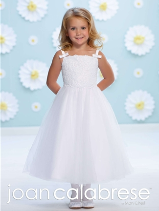 929ac5f60 Joan Calabrese by Mon Cheri Flower Girl Dress Style 116368 | House of Brides