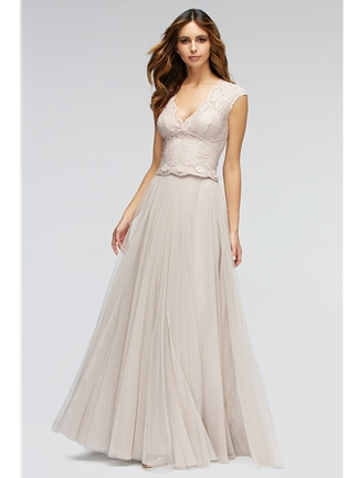 Watters Maids Bridesmaid Dress Style 80201 l House of Brides