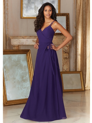 Mori Lee Bridesmaid Dress Style 144 | House of Brides