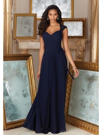 53db6e46b8285 Mori Lee Bridesmaid Dress Style 145 | House of Brides