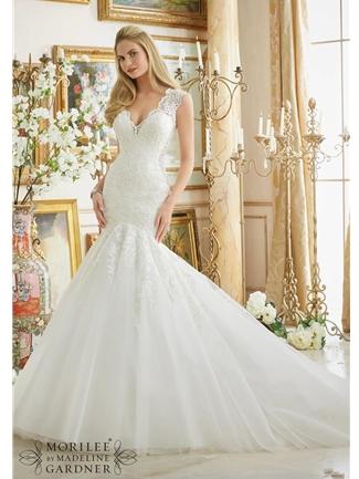 House of Brides - Mermaid Style Wedding Dresses