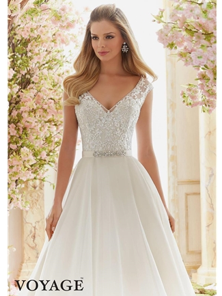 Mori Lee Accessories Bridal Belt Style 11246 | House of Brides