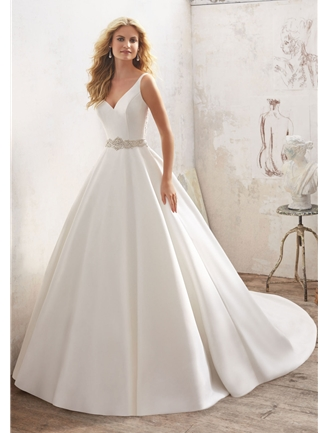 Mori Lee Wedding Dresses Dress Style 8123/Maribella | House of Brides