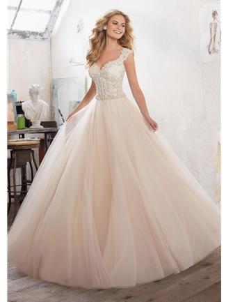 Mori lee wedding dresses dress style 8126marigold house of brides junglespirit Image collections