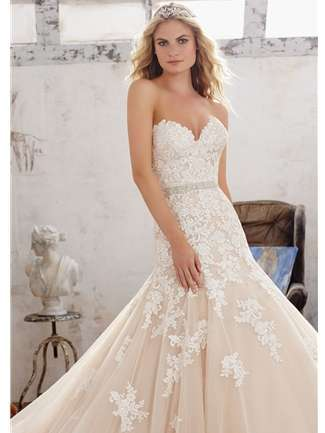 Mori Lee Accessories Bridal Belt Style 11251 | House of Brides