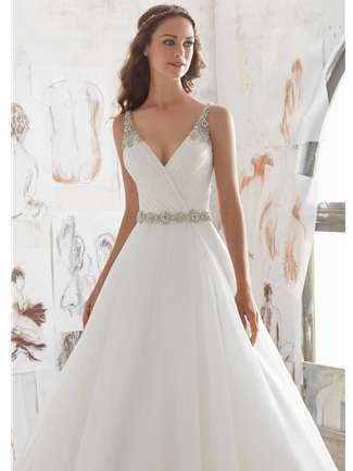 Mori Lee Accessories Bridal Belt Style 11255 | House of Brides