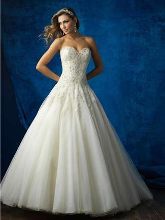 Allure Bridals Wedding Dress Style 9369 | House of Brides