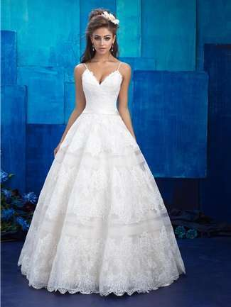 Allure Bridals Wedding Dress Style 9400 | House of Brides