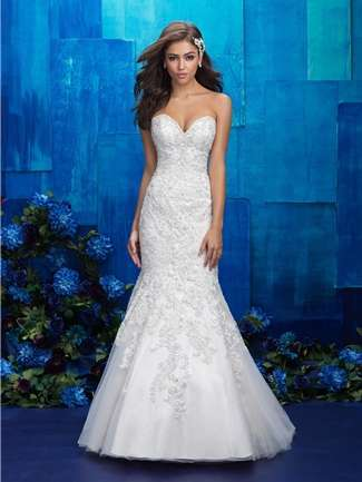 Allure Bridals Wedding Dress Style 9403 | House of Brides