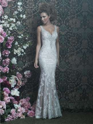 Allure Couture Wedding Dress Style C412 | House of Brides