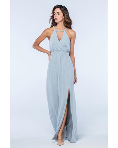 Watters Maids Bridesmaid Dress Style 2512 l House of Brides