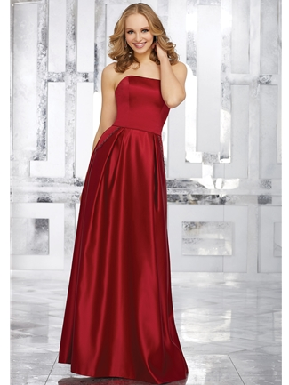 Mori Lee Bridesmaid Dress Style 21548 | House of Brides