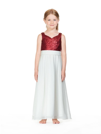 Bari Jay Flower Girl Dress Style F0218 | House of Brides