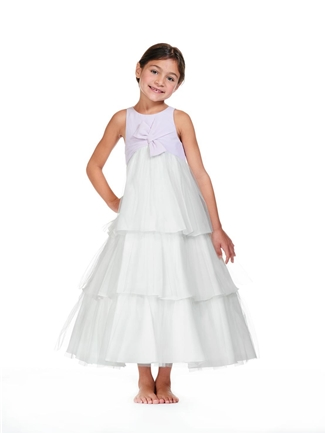 Bari Jay Flower Girl Dress Style F0918 | House of Brides